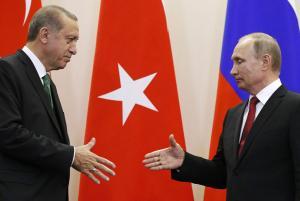 Πούτιν σε Ερντογάν: «Δεν σου δίνω δάνειο για τα S-400»!