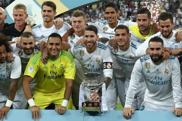 Σήκωσε και το Super Cup η Ρεάλ! Στο ρελαντί την Μπαρτσελόνα | Newsit.gr
