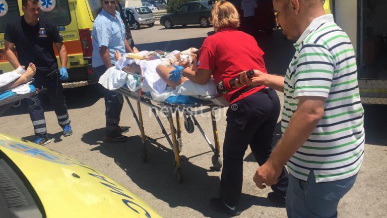 Σεισμός στην Κω: Αυτοί είναι οι τρεις τραυματίες που μεταφέρθηκαν στην Αθήνα [pics, vids] | Newsit.gr