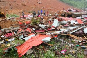 Πάνω από 300 νεκροί από πλημμύρες και κατολισθήσεις στην Σιέρρα Λεόνε