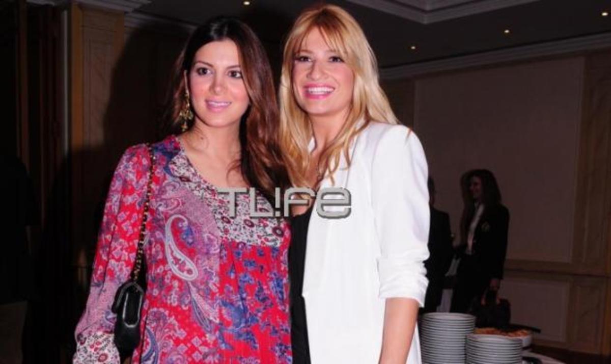 Οι celebrities στην παρουσίαση του βιβλίου της Α. Μπαρμπαρίγου! Φωτογραφίες | Newsit.gr