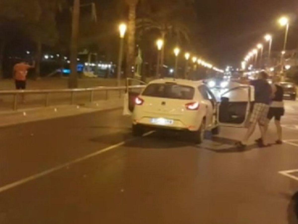 Ντοκουμέντο: Η εκτέλεση του τρομοκράτη από τους αστυνομικούς στην Καμπρίλς | Newsit.gr