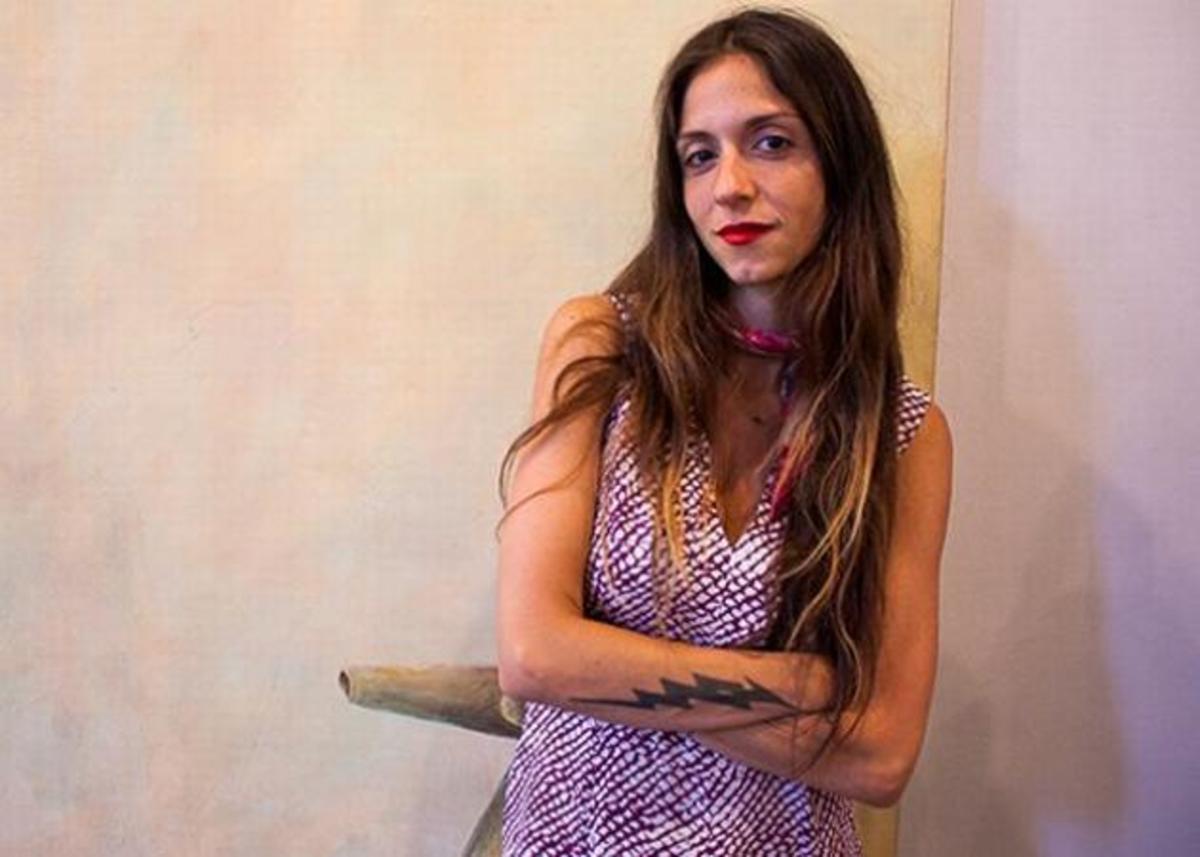 Σοφία Καρβέλα: Με μικροσκοπικό μπικίνι στην πισίνα | Newsit.gr