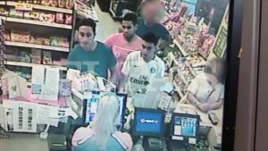 Βαρκελώνη: Νέο video των τρομοκρατών! Ψώνισαν, έφαγαν και ξεκίνησαν να σκοτώσουν