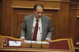 Σπίρτζης: Κάνουμε την Ελλάδα κανονική Δημοκρατική χώρα – Δεν είμαστε ΝΔ εμείς