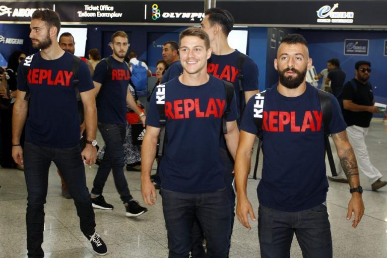Ριέκα – Ολυμπιακός: Εφτασαν οι «ερυθρόλευκοι» στην Κροατία | Newsit.gr