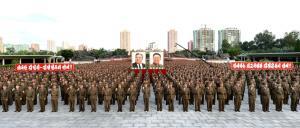 Βόρεια Κορέα: Εκατομμύρια αιτήσεις για να πολεμήσουν τον Τραμπ!