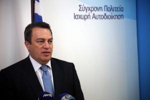 Στο νοσοκομείο ο Ευριπίδης Στυλιανίδης – Τραυματίστηκε στις διακοπές του