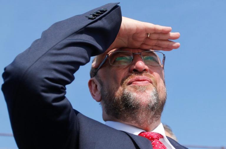 Σουλτς: Τα θέλει… όλα δικά του! | Newsit.gr