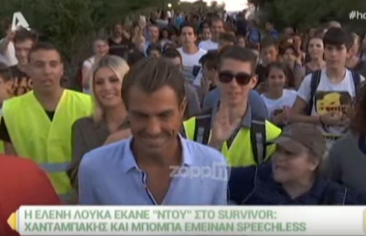 Survivor Τελικός: Απίστευτη «έκρηξη» της Λουκά! Τα έσουρε σε Μπόμπα και Χανταμπάκη [vids] | Newsit.gr