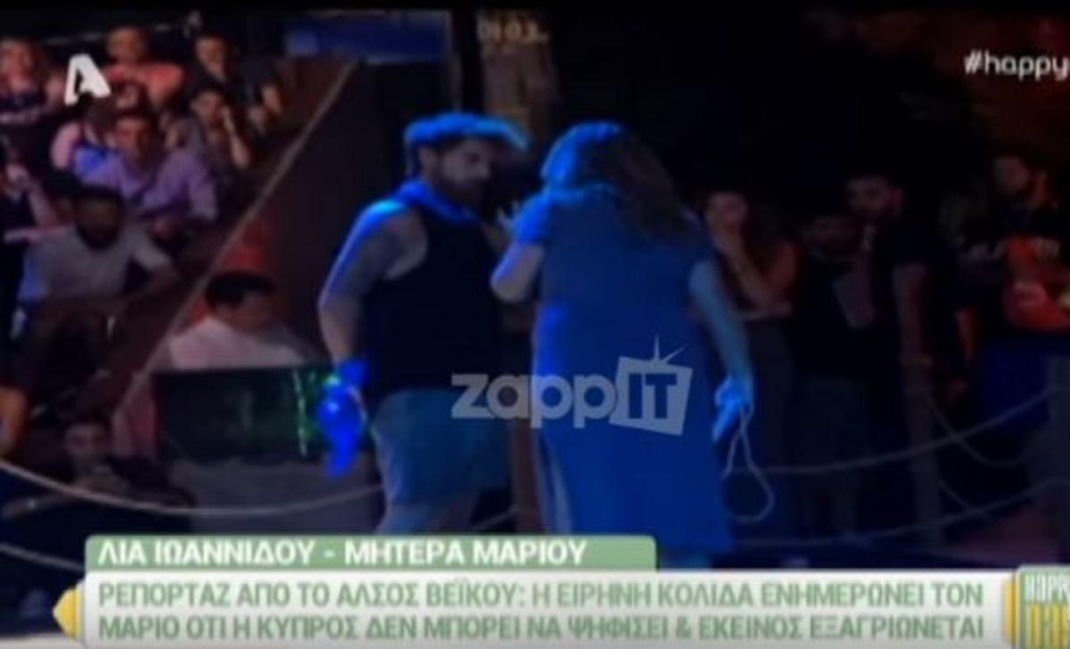Survivor: Η αντίδραση του Μάριου για την ψηφοφορία! Ζήτησε εξηγήσεις από την παραγωγή! [vid] | Newsit.gr