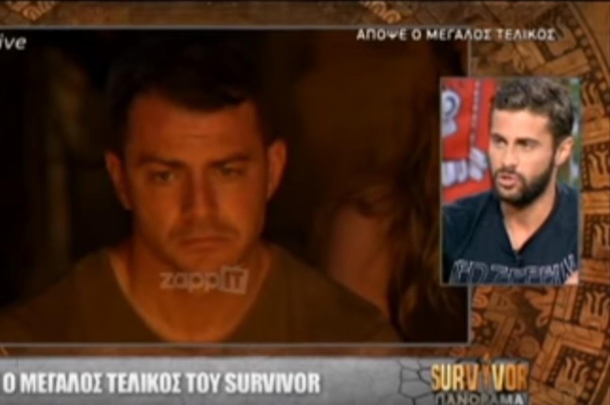 Survivor Βασάλος: «Κατακεραυνώνει» τον Ντάνο πριν τον μεγάλο τελικό | Newsit.gr