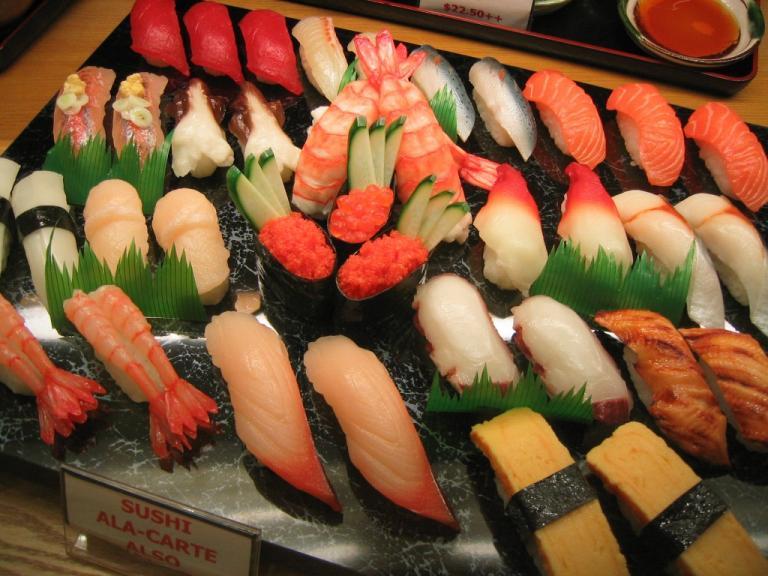Sushi από τα …χεράκια σας!   Newsit.gr