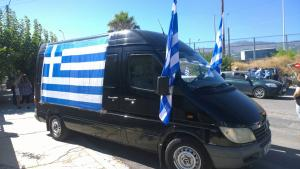 Χανιά: Ξανά στους δρόμους οι οπαδοί του Σώρρα – Μηχανοκίνητη πορεία με σημαίες [pics]
