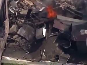 Έκρηξη σε σχολείο της Μινεάπολης! Δύο αγνοούμενοι