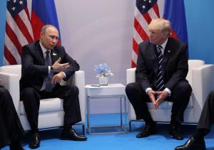 Τραμπ – Πούτιν: Συνάντηση δύο ωρών αντί… 40 λεπτών! Τι συζήτησαν [pics, vids]
