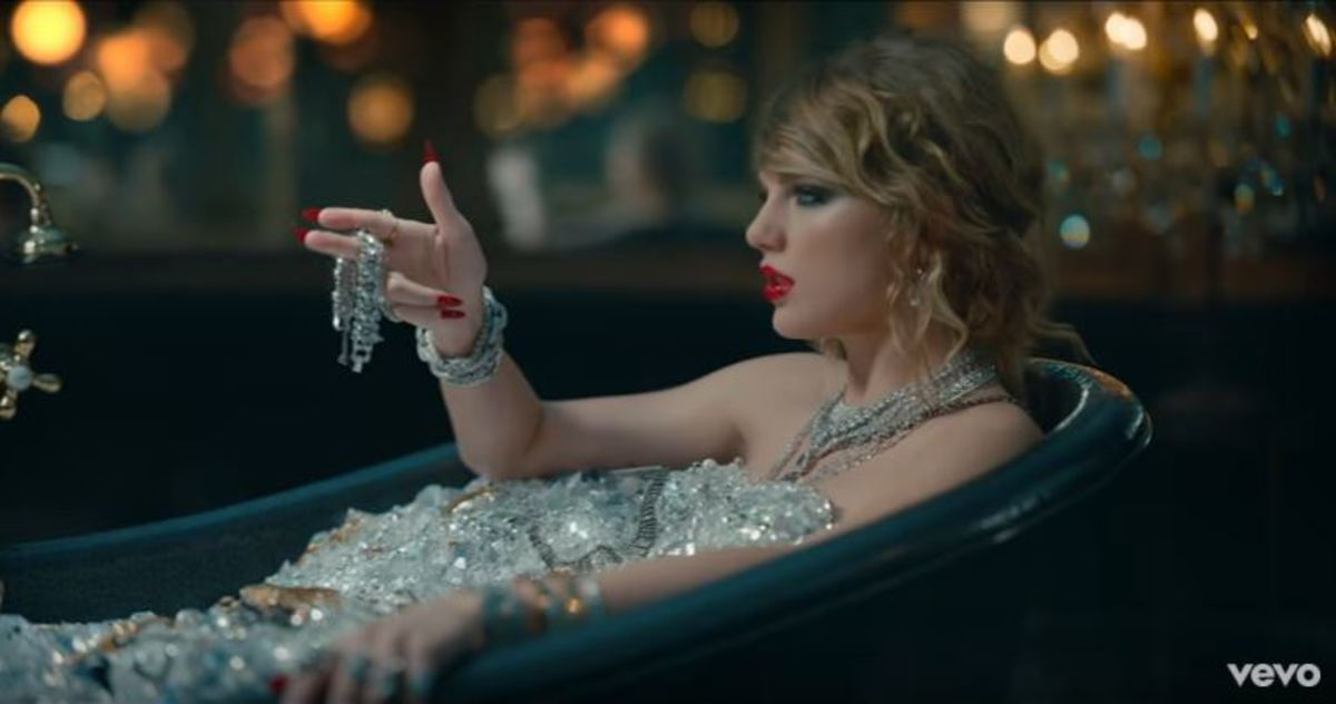 Look What You Made Me Do: Το νέο τραγούδι της Taylor Swift