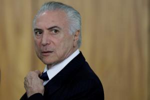 Κατηγορείται για δωροδοκία ο πρόεδρος της Βραζιλίας