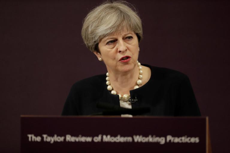 Απογοητευμένοι οι Βρετανοί με τις συζητήσεις για το Brexit – Το 76% τις θεωρεί αποτυχημένες | Newsit.gr