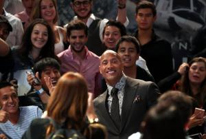 Είναι επίσημο: Ο Rock »κατεβαίνει» για πρόεδρος των ΗΠΑ