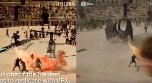 Πώς οι μάχες στο Game of Thrones φαίνονται τόσο αληθινές [vid]