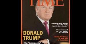 Τραμπ: Έγινε παγκοσμίως ρεζίλι – Πλαστογράφησε εξώφυλλο του περιοδικού Time