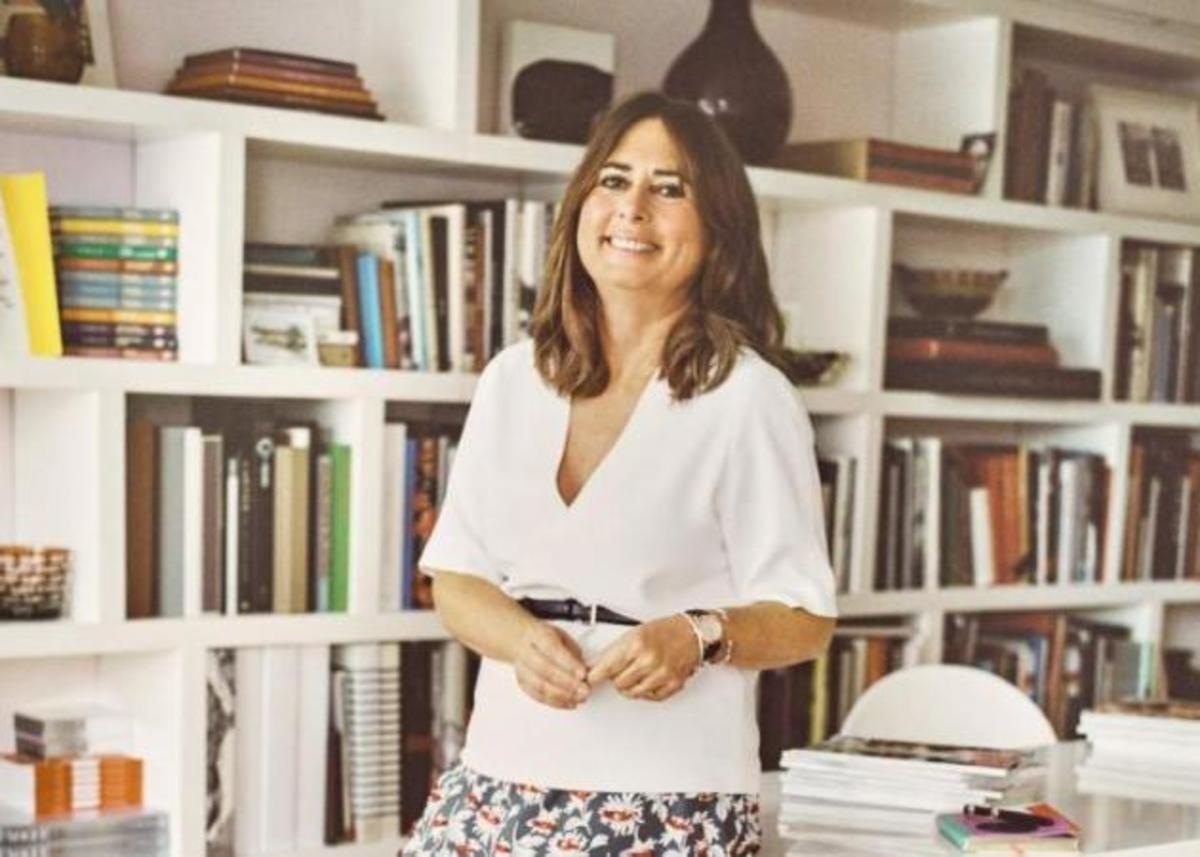 Alexandra Shulman: Η φωτογραφία της πρώην διευθύντριας της Vogue από την Μύκονο που απέσπασε εκατοντάδες σχόλια! [pics] | Newsit.gr