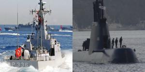 """Φουντώνει ο """"πόλεμος""""! Επίθεση του Τουρκικού ΥΠΕΞ στον Τσίπρα – Στο παιχνίδι μπαίνει και το υποβρύχιο """"Παπανικολής"""""""