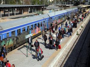 ΤΡΑΙΝΟΣΕ: Επανέρχεται η εξυπηρέτηση ΑΜΕΑ στον σταθμό Λαρίσης