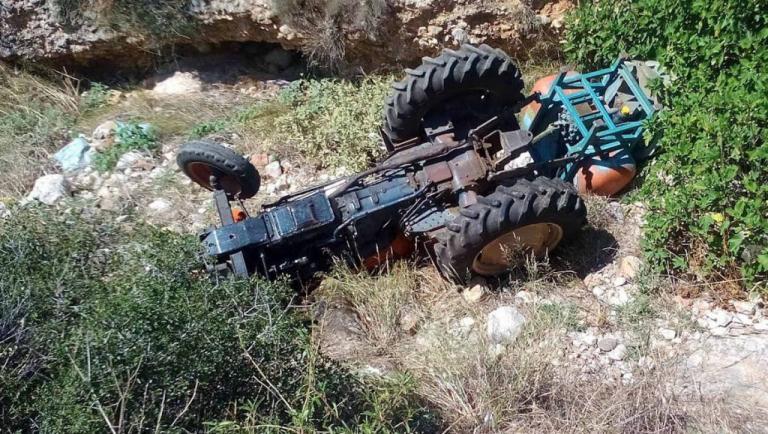 Άργος: Φριχτός θάνατος για αγρότη – Τον καταπλάκωσε το τρακτέρ του | Newsit.gr
