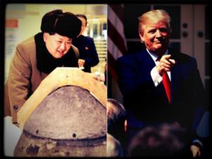"""""""Βράζει"""" η υφήλιος! Ανοιχτές απειλές Κιμ Γιονγκ Ουν στον Τραμπ! Απαντά με στρατιωτικά γυμνάσια και κατηγορεί Πούτιν!"""