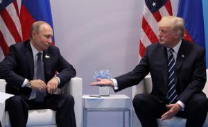 Ο Πούτιν ενθουσίασε τον Τραμπ: «Συγκλονιστική συνάντηση»