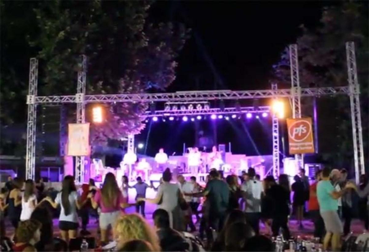 Λάρισα: Απίθανο επεισόδιο με τη Γωγώ Τσαμπά σε συναυλία – Το ξέσπασμα και το άδοξο τέλος της γιορτής [vid] | Newsit.gr