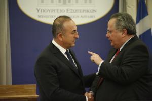 Κυπριακό: Προκλητικές απαιτήσεις Τσαβούσογλου! Τινάζει τις διαπραγματεύσεις στον αέρα!