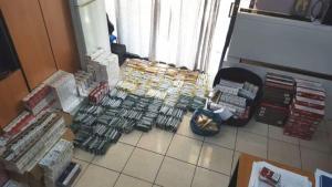«Σαφάρι» της Αστυνομίας για λαθραία τσιγάρα – 4 συλλήψεις σε περιοχές της Αττικής