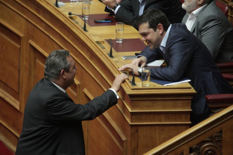 Καμμένος: Μαζί με τον Τσίπρα, μέχρι τέλους – Κανείς δεν μας χωρίζει   Newsit.gr