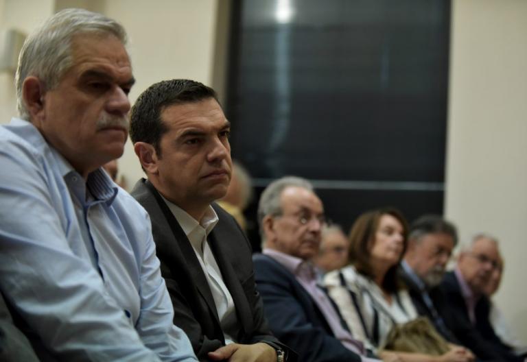 Σε επικοινωνία Τσίπρας και Τόσκας για τις φωτιές σε Κάλαμο και Ζάκυνθο   Newsit.gr