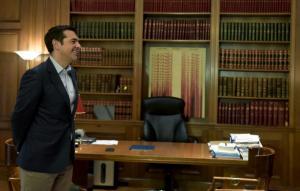 Συναντήσεις Τσίπρα με κορυφαία στελέχη της κυβέρνησης