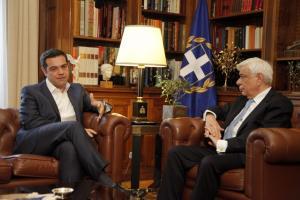Παυλόπουλος σε Τσίπρα: Αλέξη παραιτούμαι! Το παρασκήνιο της… στροφής Τσίπρα, μετά το δημοψήφισμα