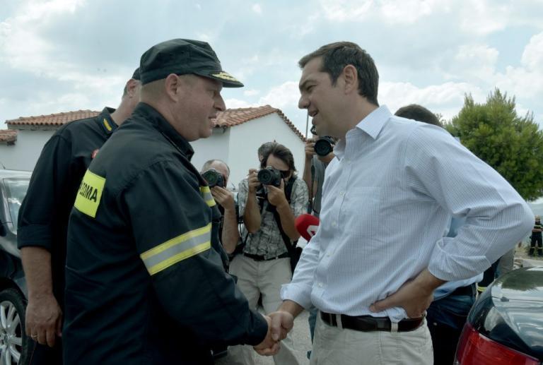Απέκλεισαν ΑΝΤ1 και ΣΚΑΪ από την κάλυψη της επίσκεψης Τσίπρα στα καμένα – Επίθεση Κικίλια στην κυβέρνηση | Newsit.gr