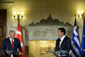 Κυπριακό: «Κόκκινες γραμμές» Τσίπρα σε συνομιλία με τον Γιλντιρίμ!