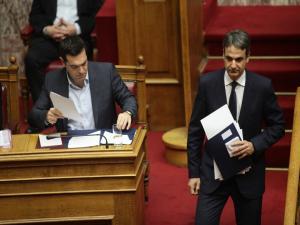 ΝΔ: Η Ελλάδα χρειάζεται σοβαρό πρωθυπουργό, όχι ηθοποιό