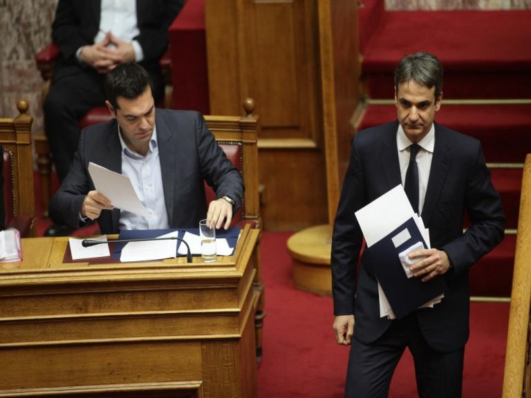 ΝΔ: Η Ελλάδα χρειάζεται σοβαρό πρωθυπουργό, όχι ηθοποιό   Newsit.gr