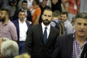 Τζανακόπουλος για άδεια Κουφοντίνα: Η λογική «Αλκατράζ» έχει αποτύχει