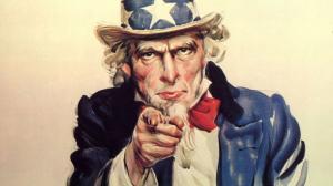 Αν δεν ξέρετε τον Uncle Sam, στις ΗΠΑ δεν μπαίνετε!