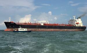Ελληνικών συμφερόντων το δεξαμενόπλοιο που συγκρούστηκε με το Αμερικανικό αντιτορπιλικό – Αγωνία για τους αγνοούμενους [pics, vids]