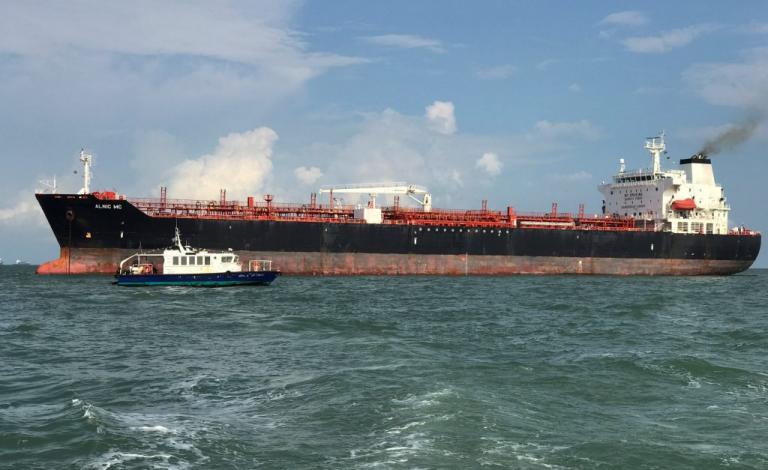 Ελληνικών συμφερόντων το δεξαμενόπλοιο που συγκρούστηκε με το Αμερικανικό αντιτορπιλικό – Αγωνία για τους αγνοούμενους [pics, vids] | Newsit.gr