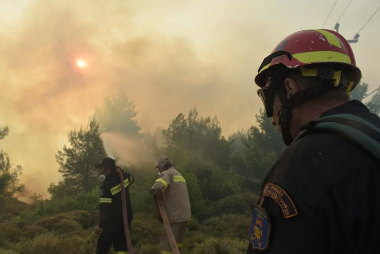 Φωτιά: Έκαψε τον Κάλαμο και τώρα τον Βαρνάβα! Σε απόγνωση οι κάτοικοι | Newsit.gr