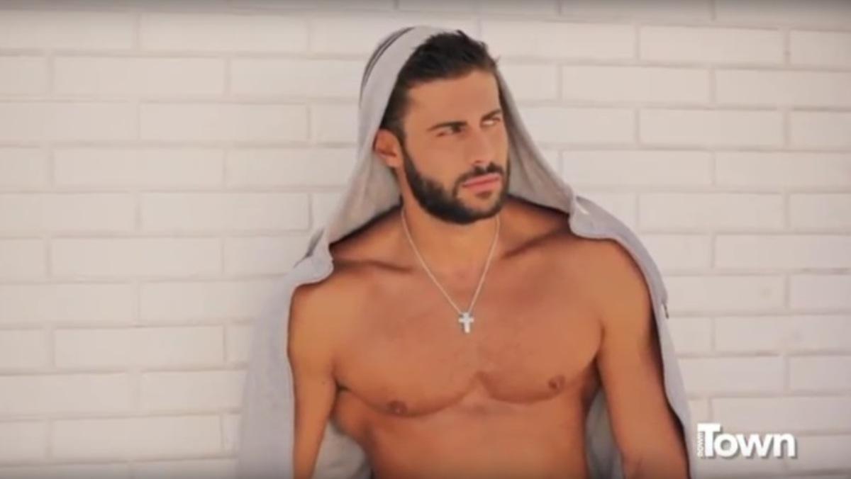 Είναι η γνωστή sexy μελαχρινή το νέο κορίτσι του Κωνσταντίνου Βασάλου; [vid] | Newsit.gr