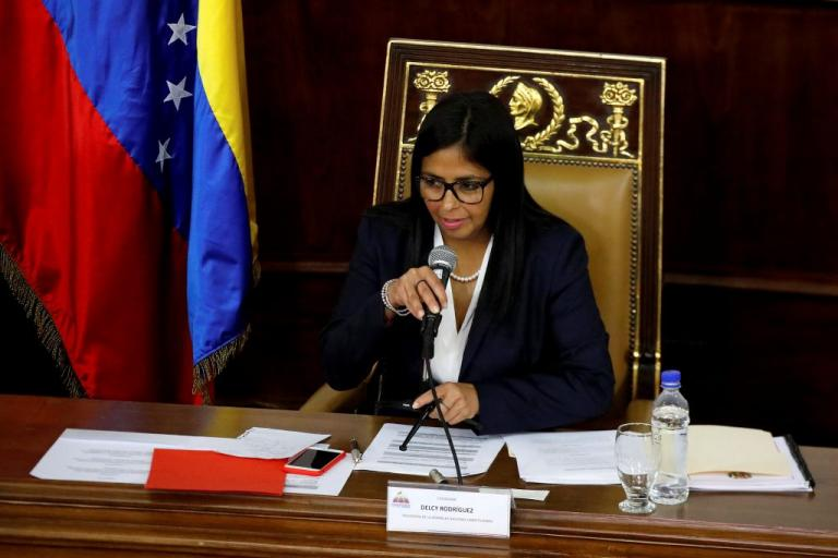 Βενεζουέλα: Η Συντακτική Συνέλευση ανέλαβε την εξουσία του Κοινοβουλίου να νομοθετεί   Newsit.gr